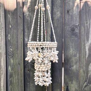 Other - Vintage Hanging Seashell Mobile